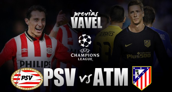Champions League, girone D: PSV-Atletico Madrid, ancora voi