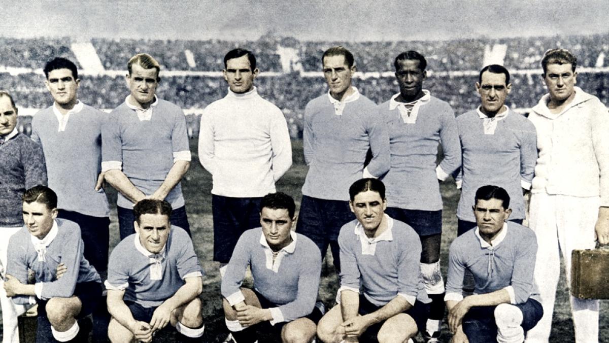 1930 y 1950: los dos Mundiales de Ururguay