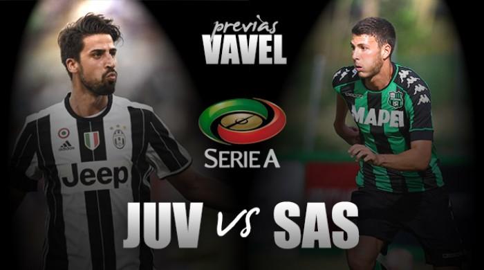 Juventus recebe Sassuolo visando manter invencibilidade na Serie A
