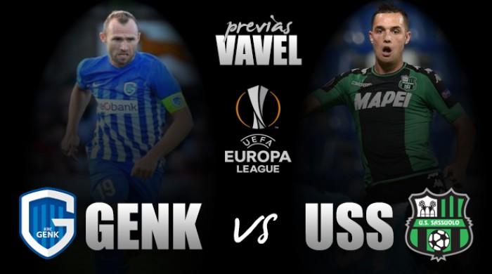 Europa League: Genk - Sassuolo, i neroverdi cercano conferme