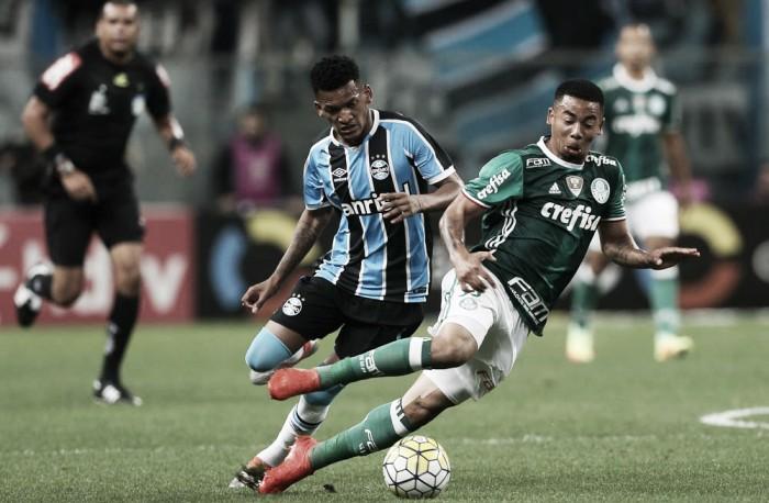Com time misto, Palmeiras recebe Grêmio nas quartas da Copa do Brasil