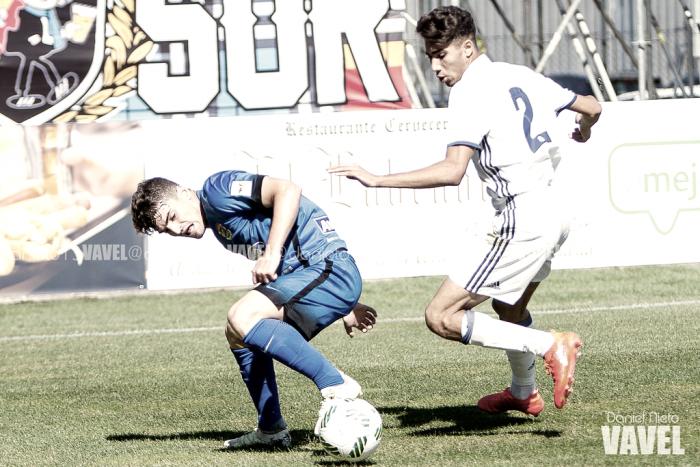Quezada y Campuzano acercan al Castilla a los playoff