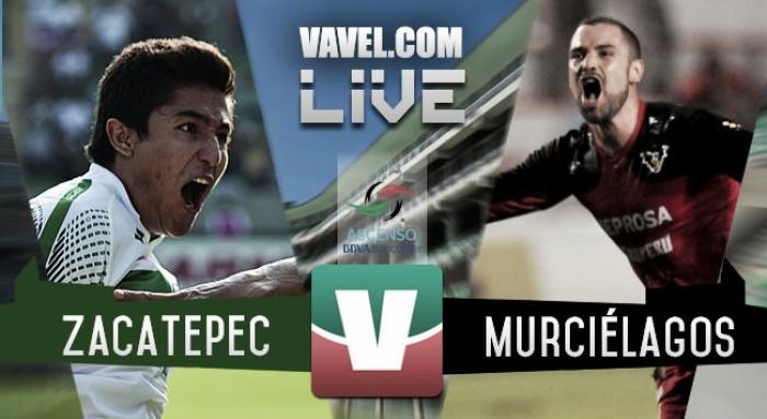 Sin muchas emociones, Zacatepec derrota a Murciélagos 2-0