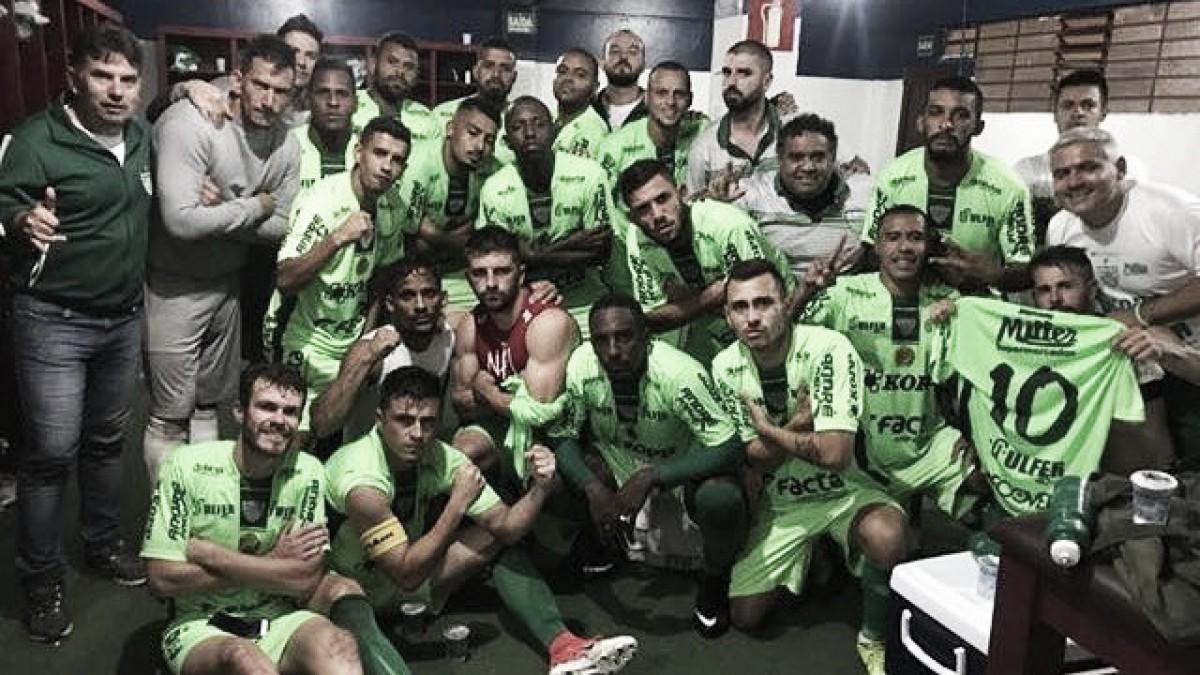 Avenida busca empate contra Caxias e garante vaga nas semifinais do Gauchão
