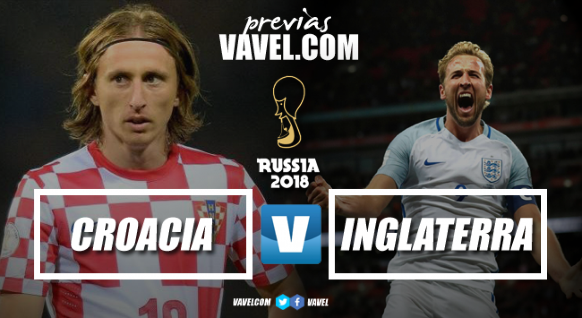 Previa Croacia vs Inglaterra: a un paso de la ansiada final