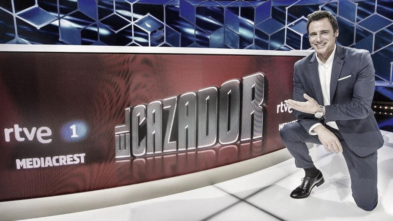 """TVE estrena """"El cazador"""" con Ion Aramendi"""