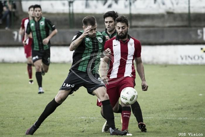 Villalibre debuta con el primer equipo