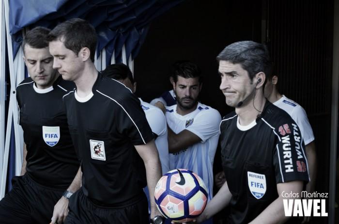 Undiano Mallenco arbitrará el Villarreal-Alavés