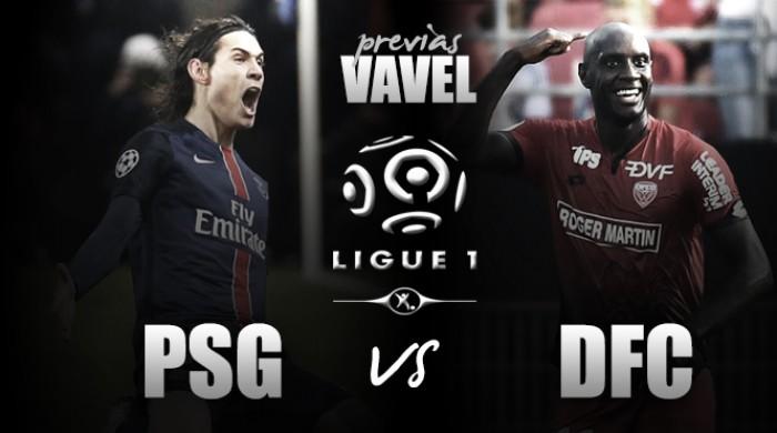 Previa PSG-Dijon: Misma lucha, distintos objetivos