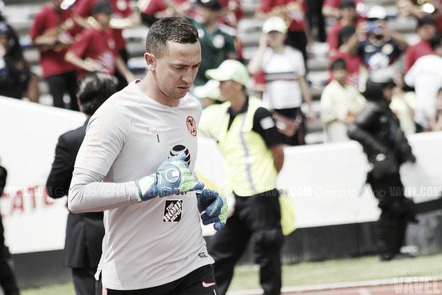 """Agustín Marchesín: """"Soy un agradecido y privilegiado de estar en este club"""""""