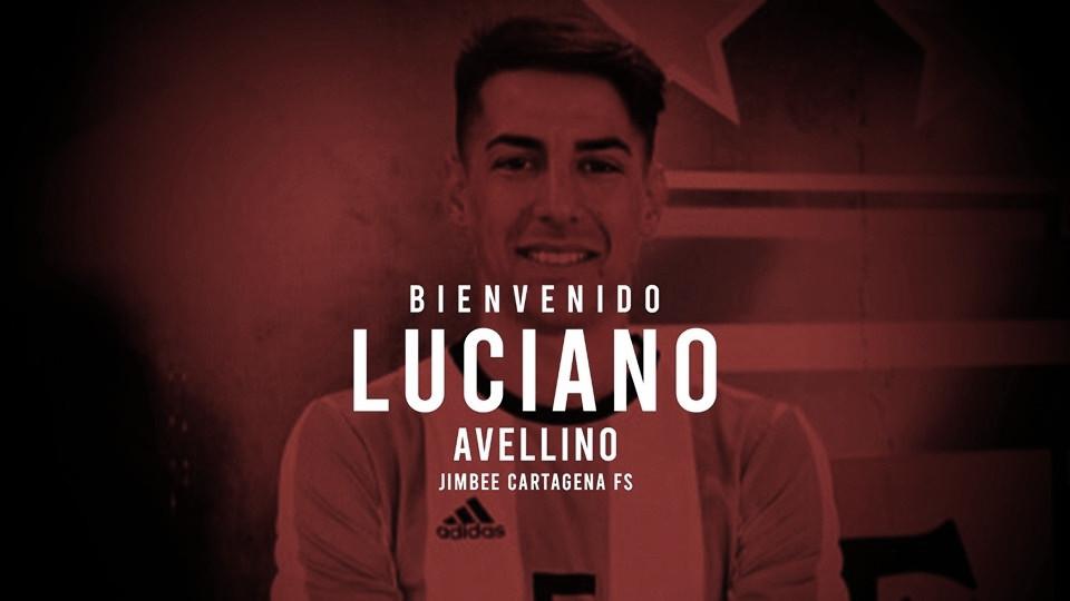 Luciano Avellino, nuevo fichaje del Jimbee Cartagena