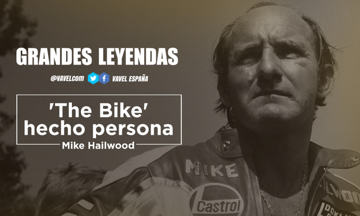 Grandes leyendas: Mike Hailwood, 'The Bike' hecho persona