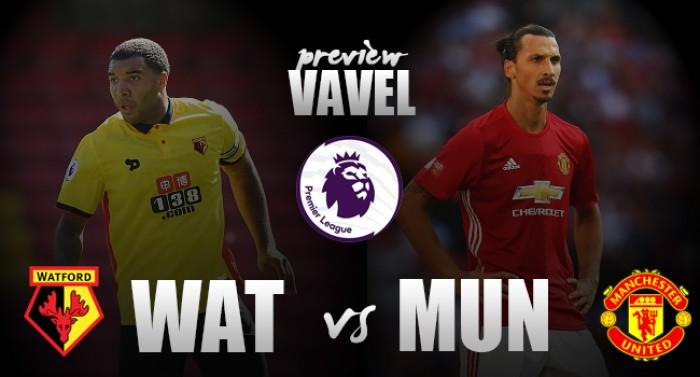 Buscando entrar no G-4, Manchester United visita Watford pela Premier League
