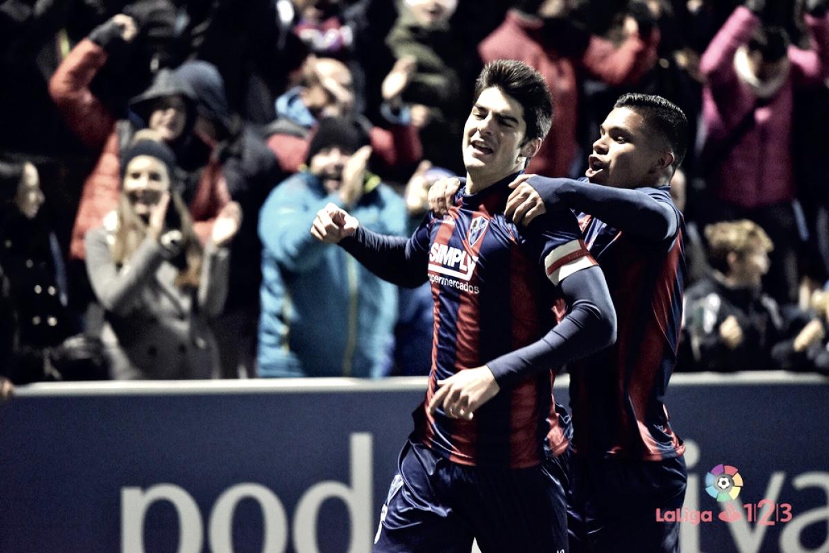 Análisis de los jugadores de la SD Huesca
