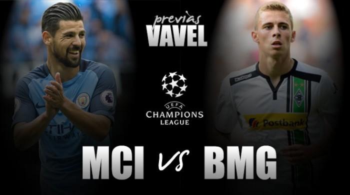 Champions League - Dopo il diluvio, Manchester City e Borussia Moenchengladbach di nuovo in campo