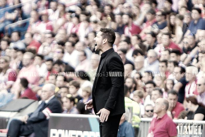 Simeone viaja con 20 futbolistas a Brighton