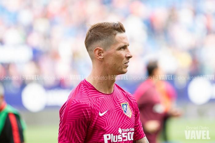 Torres apunta a titular ante el Rostov