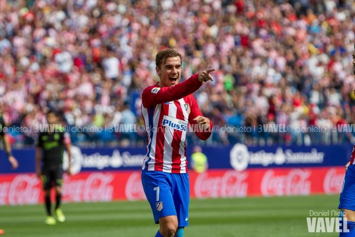 Vuelve el mejor Atlético