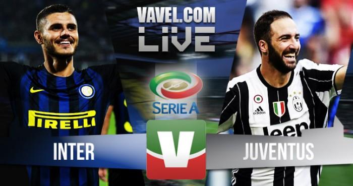 Partita Inter-Juventus in quarta giornata Serie A 2016-2017 LIVE. Derby d'Italia all'Inter! (2-1)