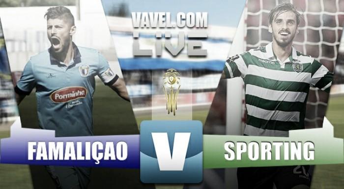 El Sporting de Portugal sufre ante el Famaliçao, pero ya está en dieciseisavos