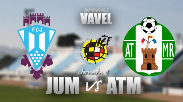 FC Jumilla - Atlético Mancha Real: defensa contra ataque