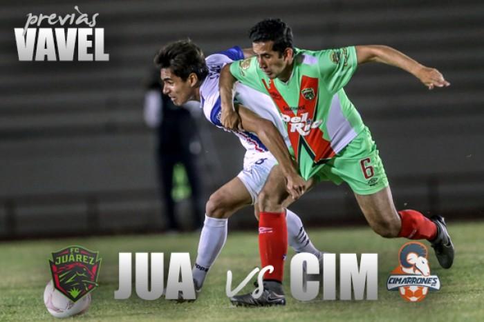 Previa FC Juárez - Cimarrones: Con la mente en la Liguilla