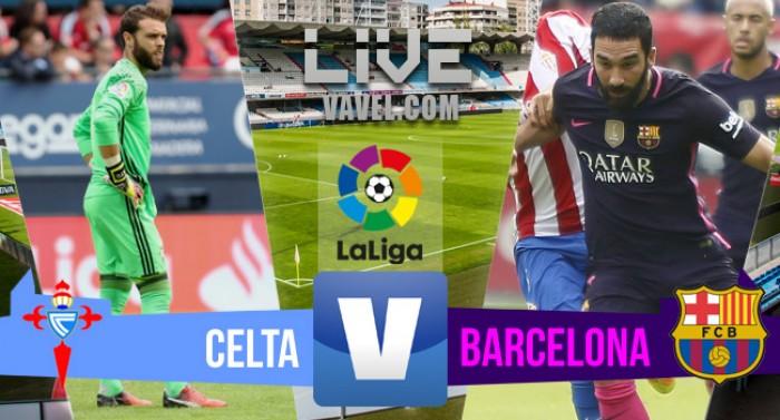 Celta de Vigo vence o Barcelona em Balaídos pelo Campeonato Espanhol 2016/17 (4-3)