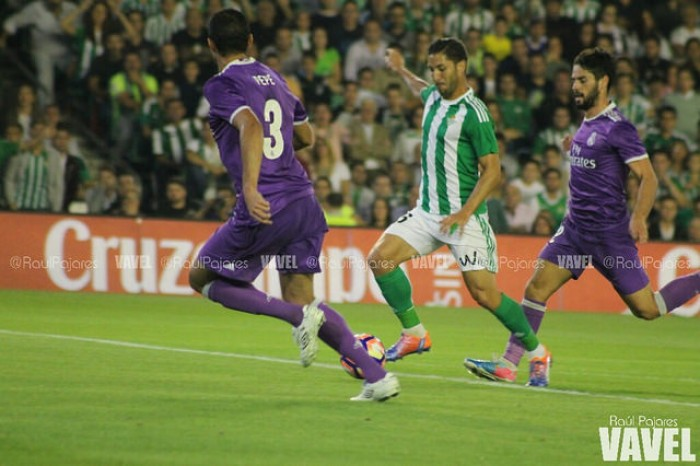 El Real Madrid aplasta al Real Betis
