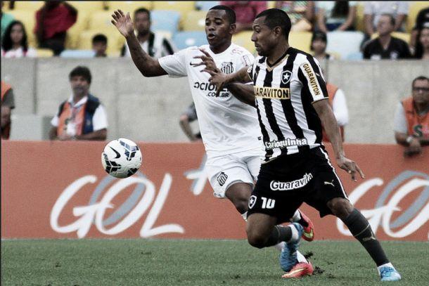 De volta ao Pacaembu, Santos encara Botafogo por vaga na semifinal