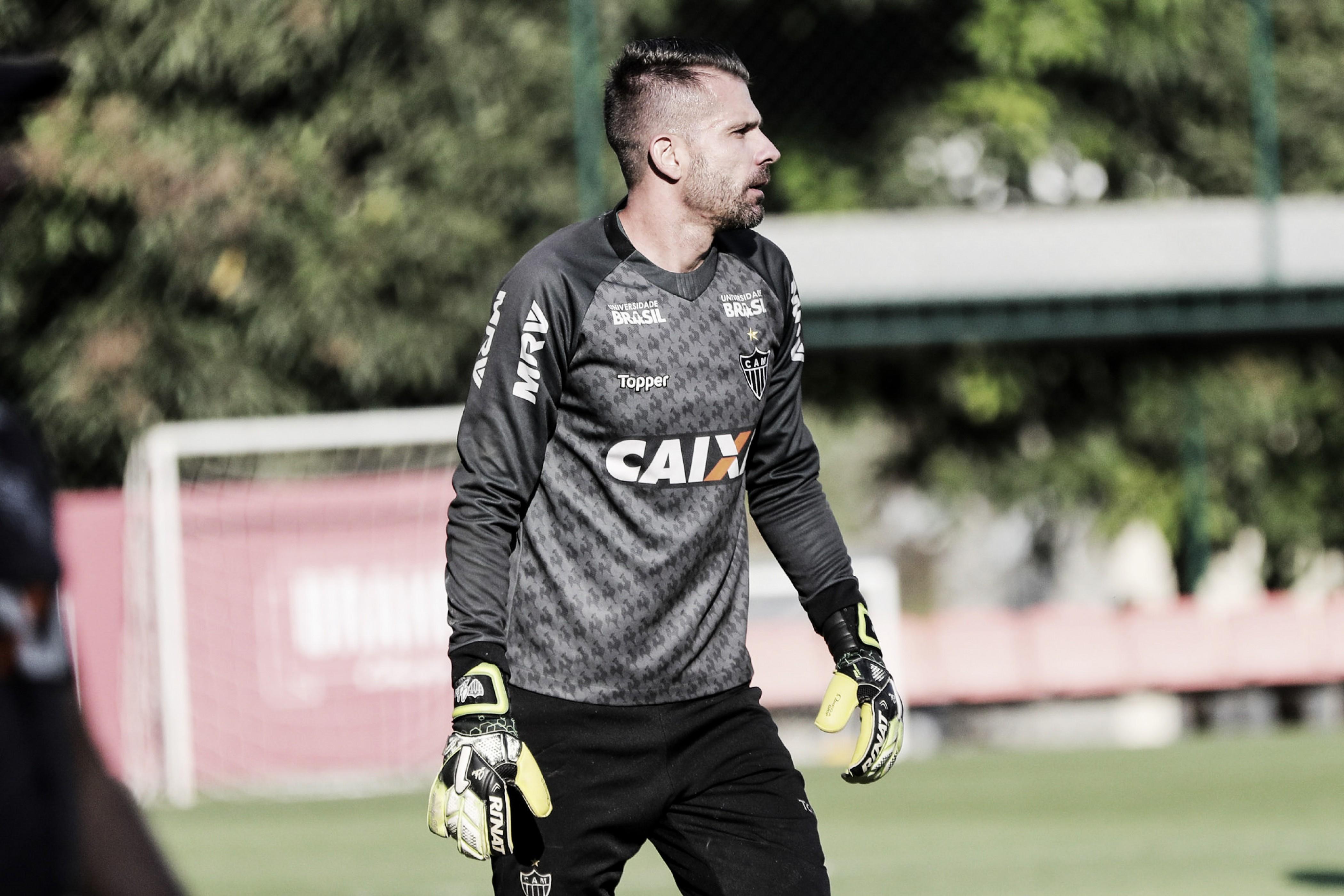 Atlético-MG se reapresenta na Cidade do Galo visando confronto contra o Flamengo