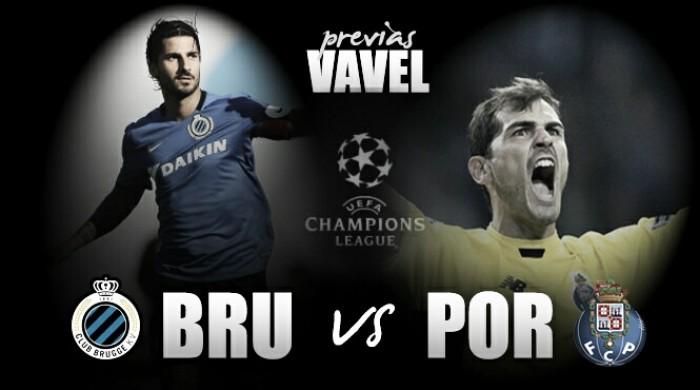 Previa Club Brujas - Porto: construyendo puentes a la victoria