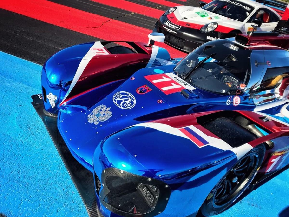 """Mikhail Aleshin sobre a Toyota: """"É a mesma coisa que eles correrem com um V12, e nós com um V6"""""""