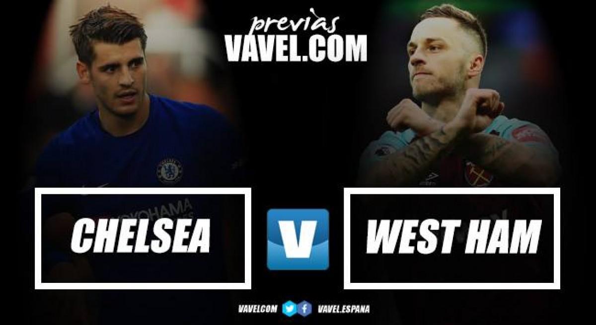 Previa Chelsea - West Ham: un derbi devaluado