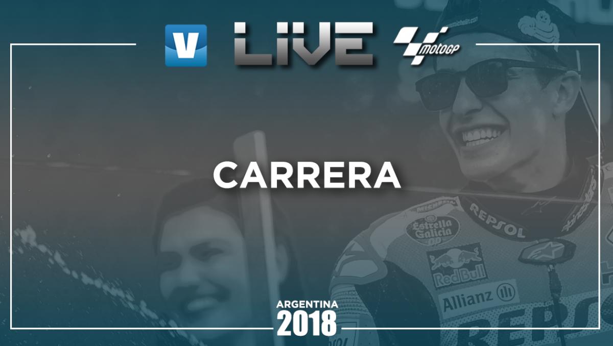 Resumen Carrera GP de Argentina 2018 de MotoGP
