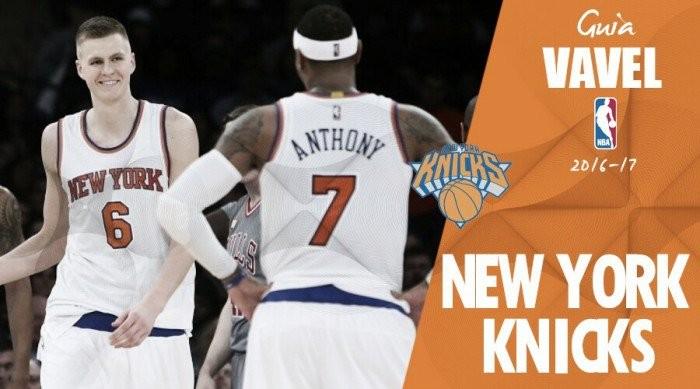 Guia VAVEL da NBA 2016/17: New York Knicks