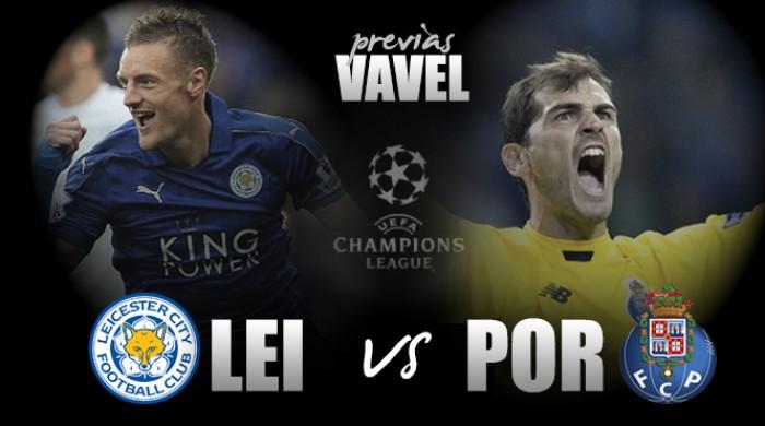 Champions League, le probabili formazioni di Leicester City-Porto In evidenza