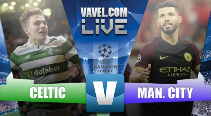 Celtic - Manchester City (3-3) in perla di Dembelè. LIVE Champions League 2016/2017