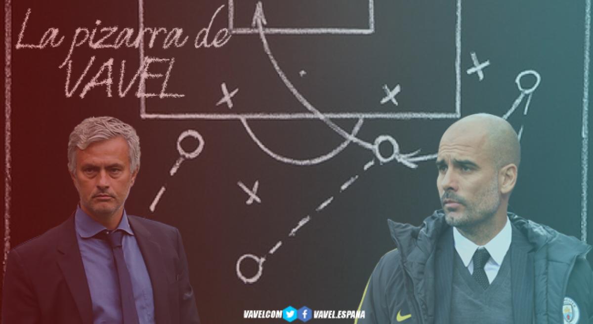 City - United, análisis del primer 'match-ball' para los de Guardiola
