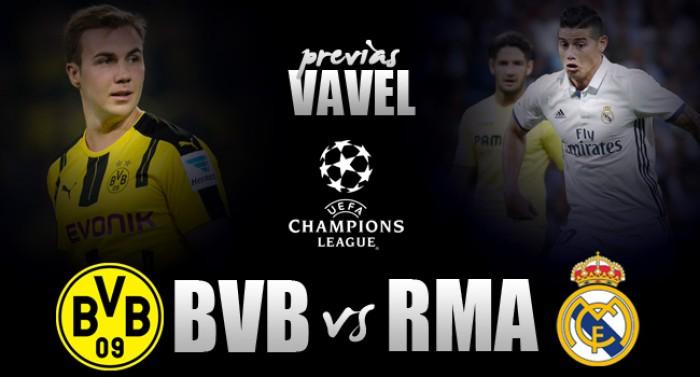 Champions League, Borussia Dortmund - Real Madrid: a voi lo spettacolo
