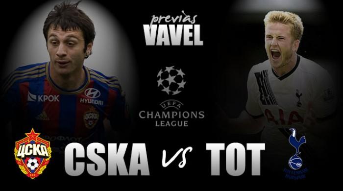 Champions League, il Tottenham cerca il riscatto a Mosca