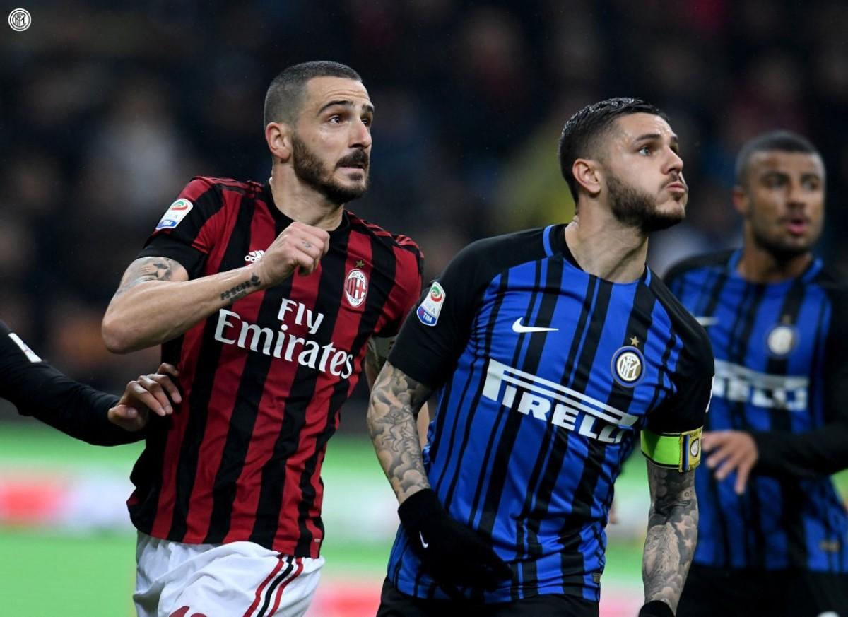 Serie A: Milan-Inter finisce 0-0. Icardi sbaglia due gol a porta vuota