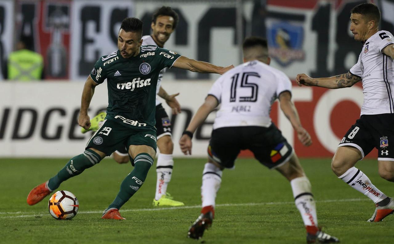 Resultado Palmeiras x Colo-Colo na Copa Libertadores 2018