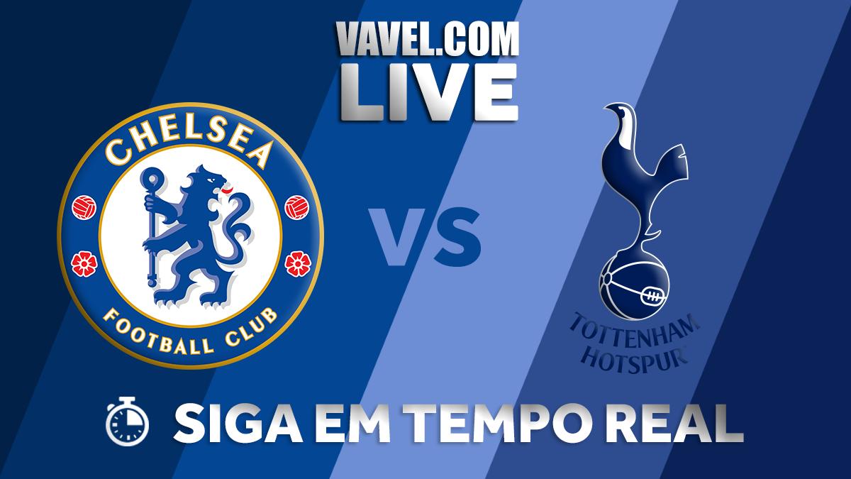 Resultado Chelsea x Tottenham pela Premier League (1-3)