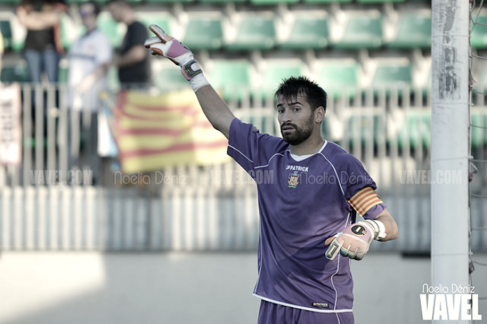 Marcos Pérez vuelve a Cornellà con el Llagostera