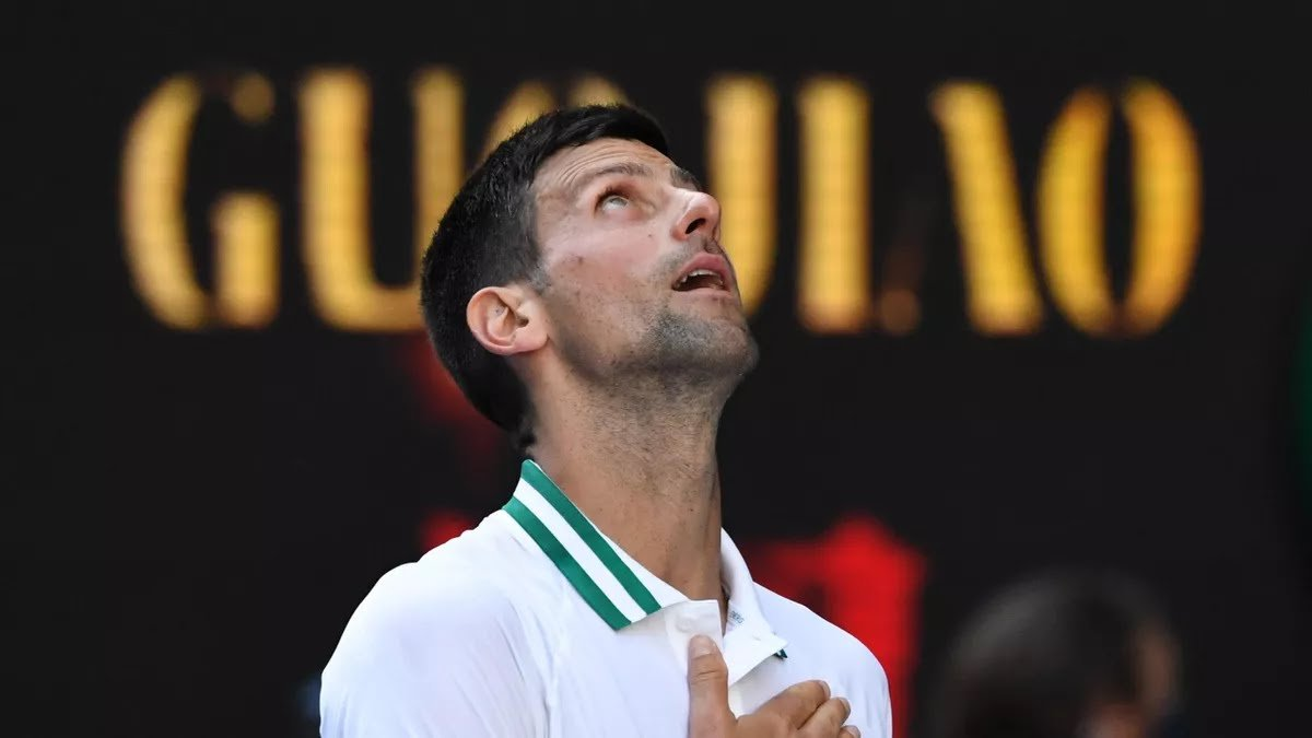 2021 Australian Open: Novak Djokovic fights off challenge of Frances Tiafoe