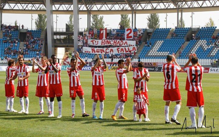 El Almería no cumplió con las espectativas en la temporada 2011/12