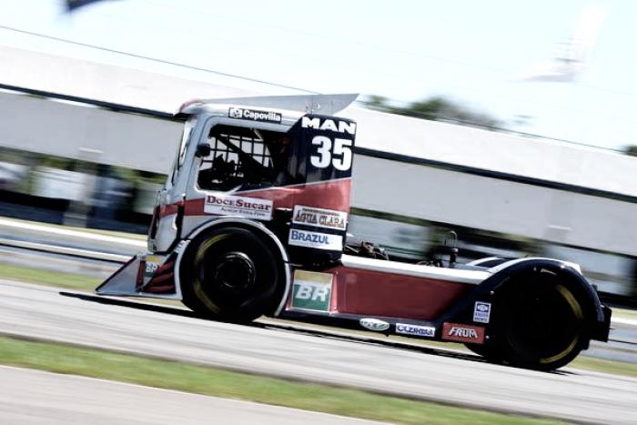 Jogo de equipe pode influenciar resultado da Fórmula Truck em Londrina