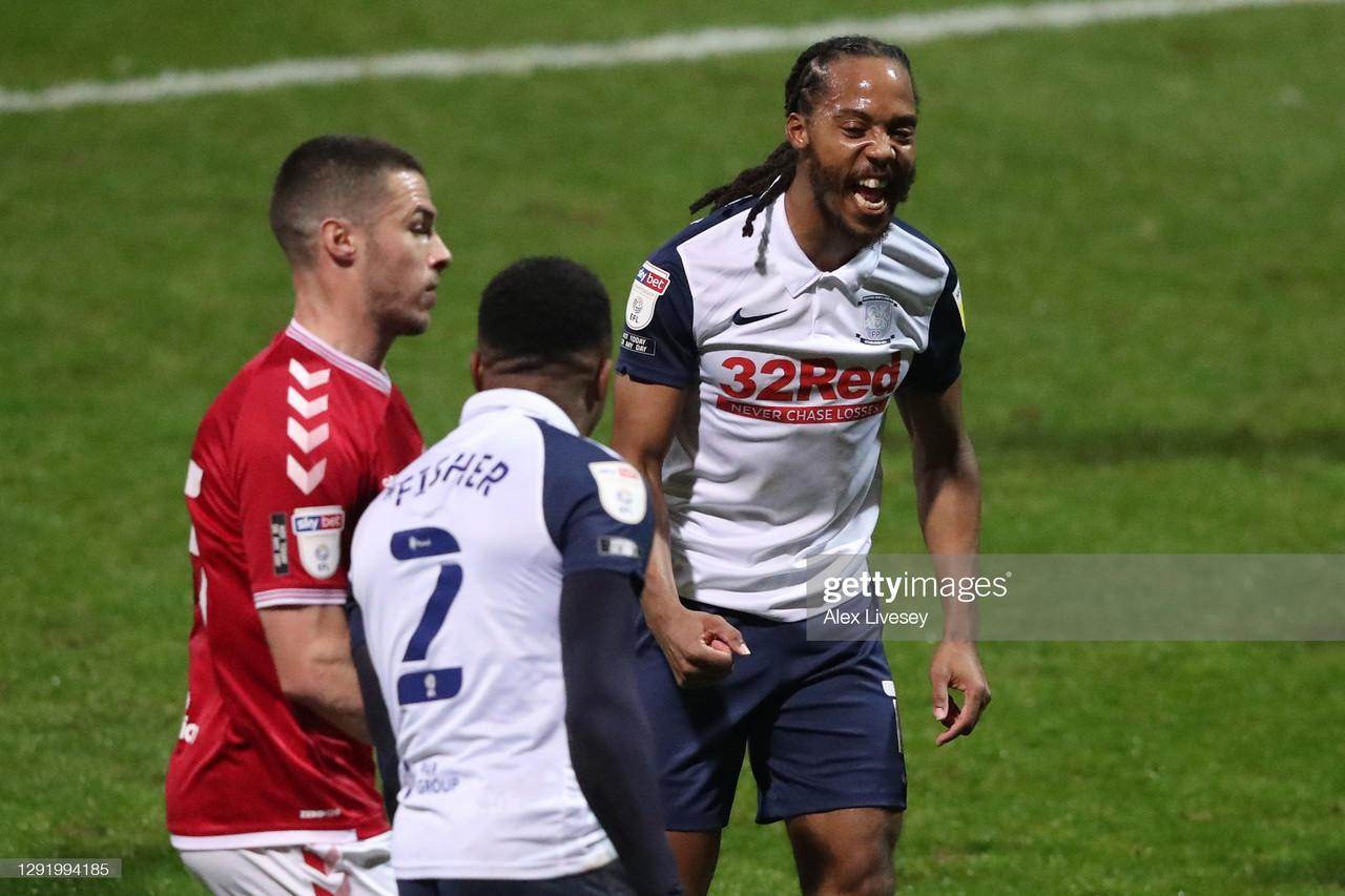 Preston North End 1-0 Bristol City: Johnson penalty sinks Robins