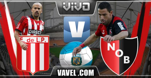 Estudiantes de La Plata vs Newell´s Old Boys en vivo online