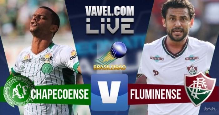 Chapecoense e Fluminense empatam sem gols (0-0)